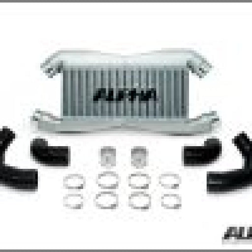 AMS Performance 2009+ Nissan GT-R R35 Replacement Alpha Front Mount Intercooler for IC Piping w/Logo