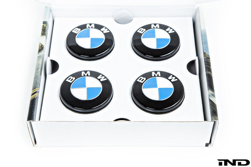 BMW Floating Wheel Center Cap Set - 68mm