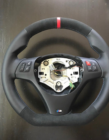 M Steering Wheel Button