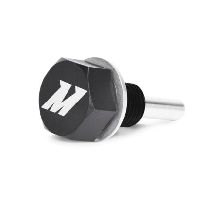 Magnetic Oil Drain Plug M12 x 1.5, Black