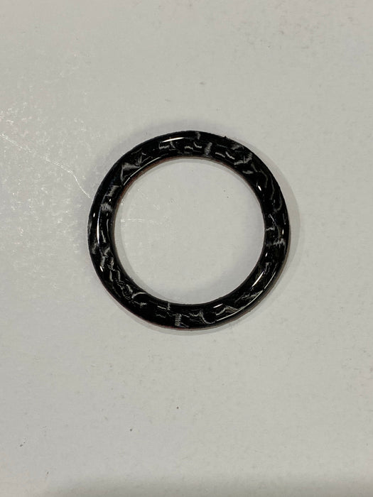 Carbon Fiber Start Button Ring