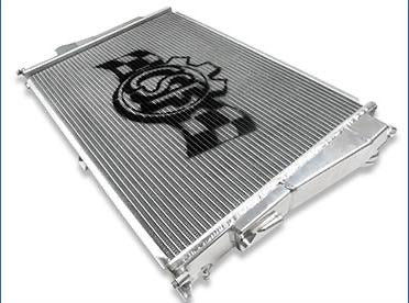 CSF Aluminum Performance Radiator - E82 135i/1M, E9X 335i, E89 Z4 35i Manual