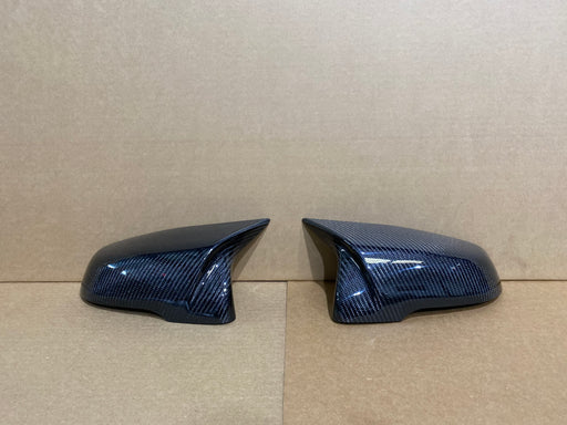 A90 Supra Carbon Fiber Mirror Caps Replacements