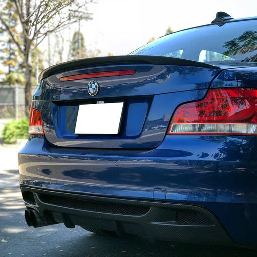 BMW 1 Series Performance Carbon Fiber Diffuser