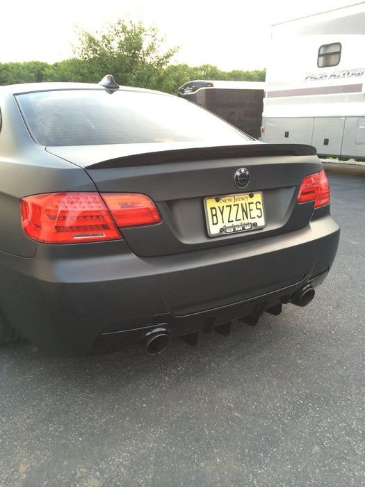 "BMW E92/E93 335 ""IS"" REAR DIFFUSER"