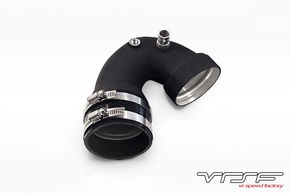 VRSF Upgraded Cold Side J Pipe Charge Pipe 15 – 19 BMW M3, M4 & M2 Competition F80 F82 F87 S55