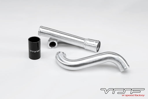 VRSF N54 Aluminum Turbo Outlet Charge Pipe Upgrade Kit 07-13 BMW 135i/335i/535i/Z4/1M E82/E88/E89/E90/E92/E60