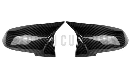 M Style Mirrors F series -Carbon Fiber