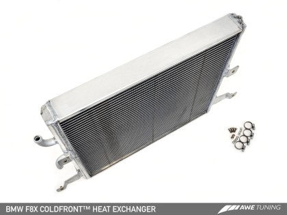 AWE Tuning BMW F8X ColdFront Heat Exchanger