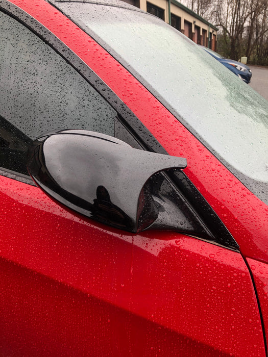 M Style Mirror Cap Replacements- ABS