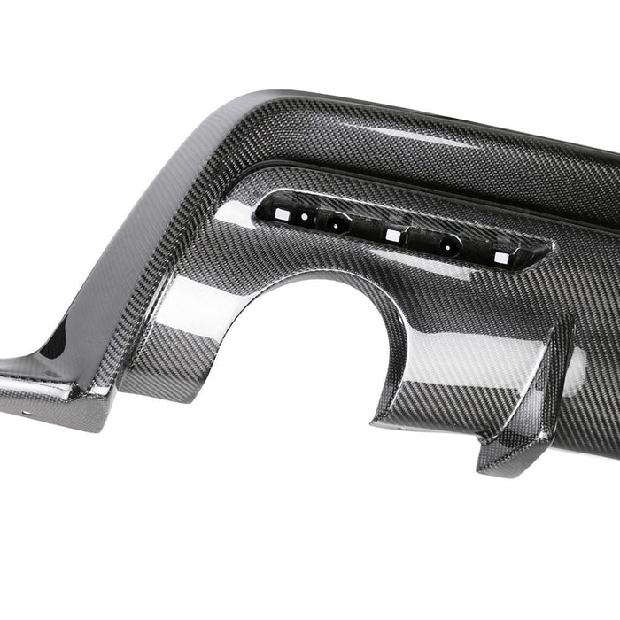 CARBON FIBER REAR DIFFUSER FOR 2020 TOYOTA GR SUPRA