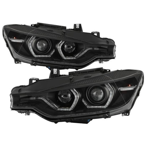 Spyder Auto BMW F30 3 Series 2012 - 2014 (AFS Model Only With HID Do Not Fit With Halogen Model and Non-AFS Model)