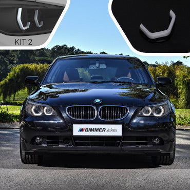 BJ ICONIC LIGHTS (KIT 2) - BMW 5 E60 / E61 FACELIFT XENON