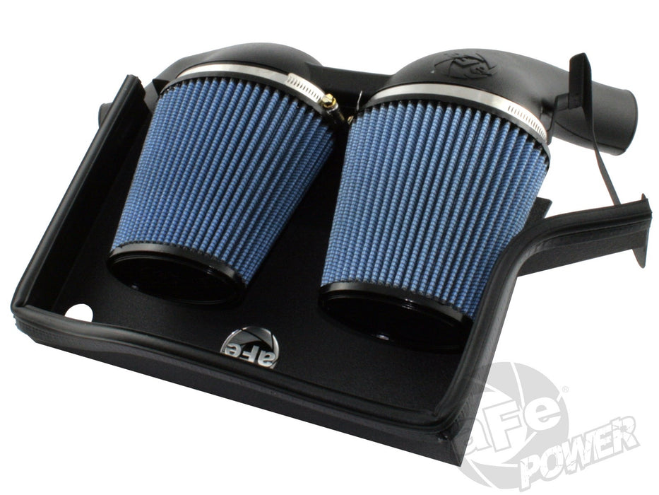 Magnum FORCE Stage-2 Cold Air Intake System w/Pro 5R Filter Media N54