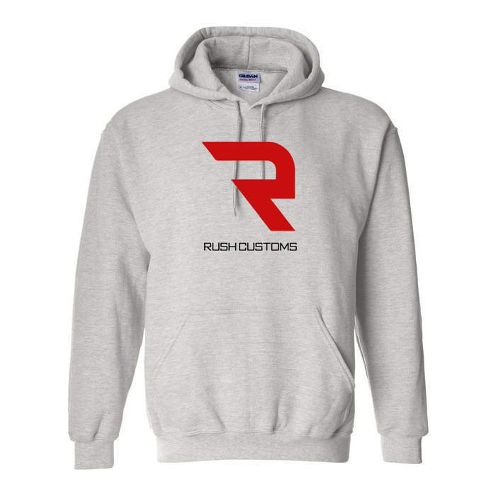 Rush Customs Heavy Blend Hooded Sweatshirt