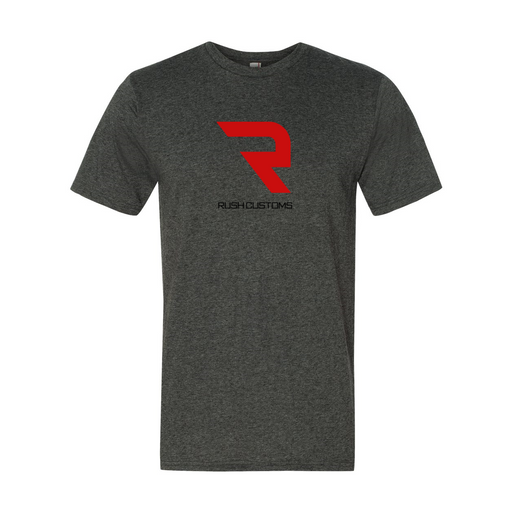 Rush Customs Short Sleeve T-Shirt