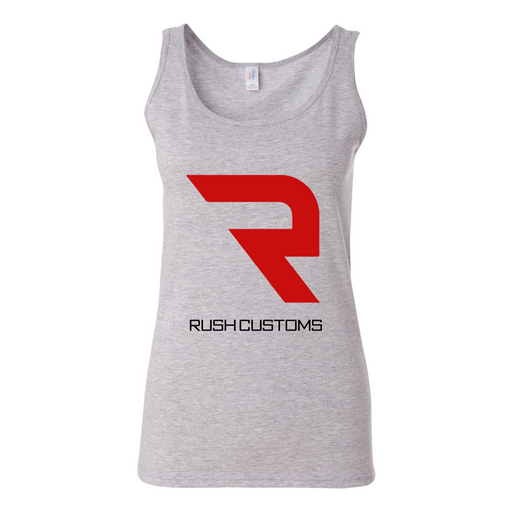 RUSH CUSTOMS Softstyle Women's Tank Top