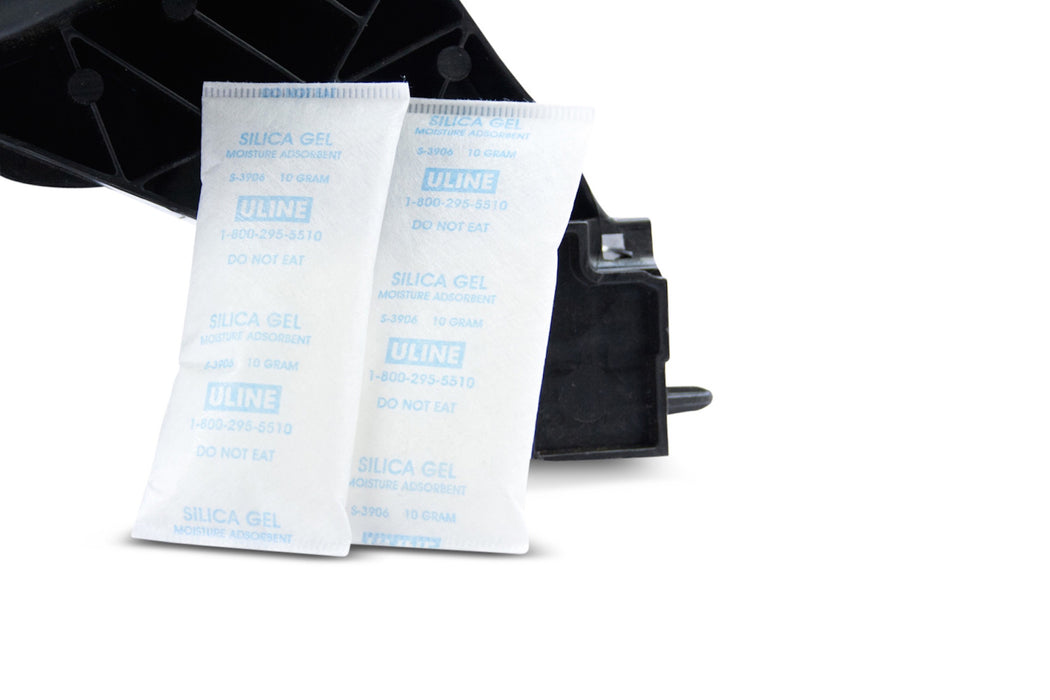 SILICA GEL MOISTURE PACKS