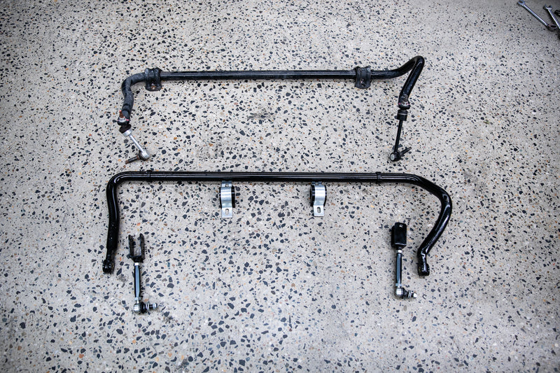 Ram 2500 Sway Bar Upgrade (for ASV conversions)