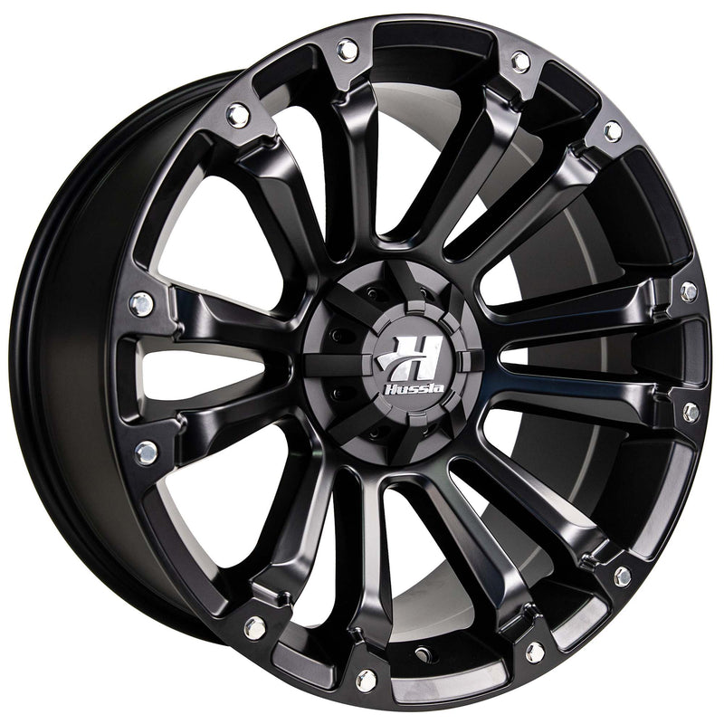 Hussla Ambush Wheels for Ram 1500 DS