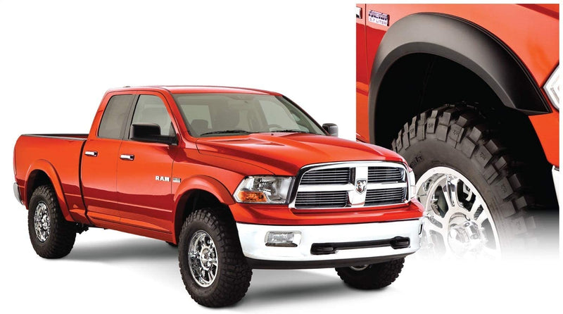 "Ram 1500 (DS) 2"" Wide Smooth Fender Flares"