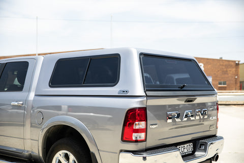 SCD Canopy for Ram 1500 DS 6'4 Tub (Express)