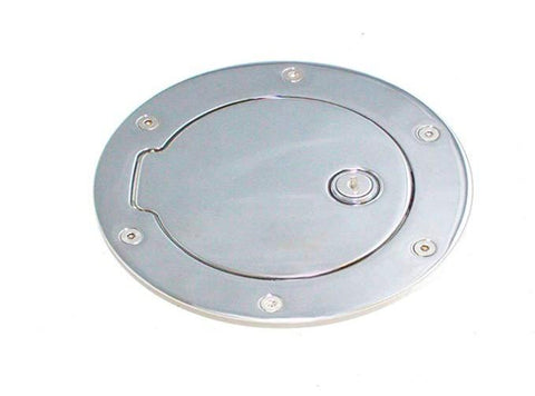 Dodge Ram Lockable Fuel Door