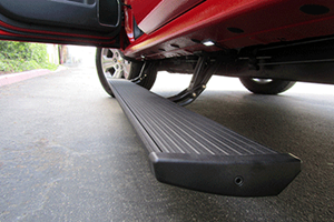Ram 1500 / 2500 Retractable Power Side Steps