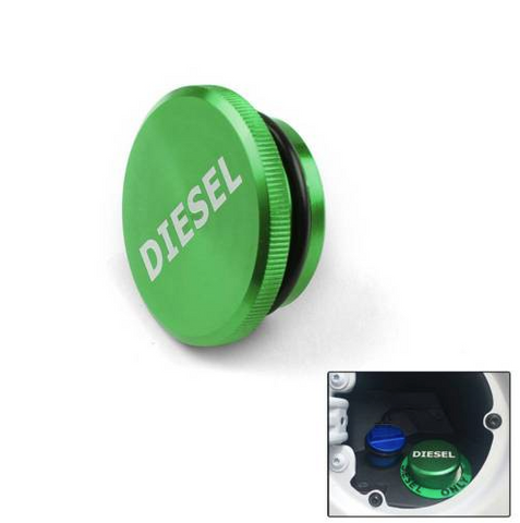 Magnetic Green Fuel Cap to suit Ram 1500 / 2500 / 3500