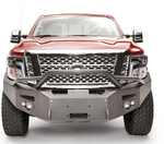 Nissan Titan XD Premium Front Bumper with Pre Runner Guard