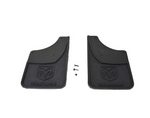 Ram 2500 Rubber Mud Flaps - Front