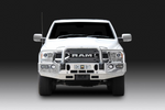 Dodge Ram 1500 Laramie Bull Bar - Not Winch Compatible
