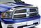 Ram 1500 Hood Shield / Bug Deflector