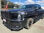 Nissan Titan XD Tuff Bull Bar & Brush Rails