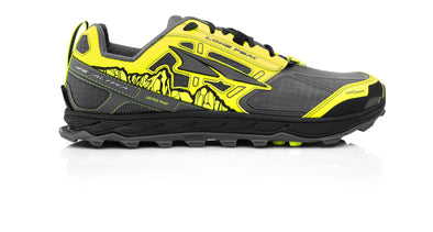 Lone Peak 4 Men Gray/Yellow
