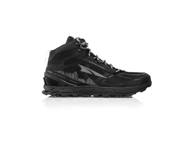 Lone Peak 4 Mid Mesh Men Black