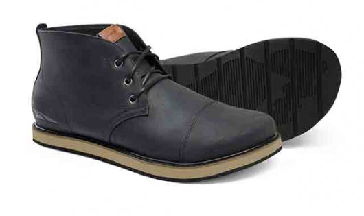 Smith Boot Men Black