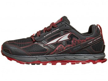 Lone Peak 4 Men Black/Red