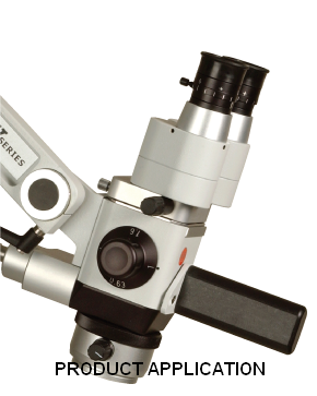 Microscope Handles - Pistol Grip Handle for V-Series