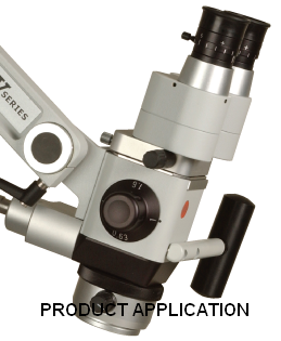 Microscope Handles - T-type Handle for V-Series