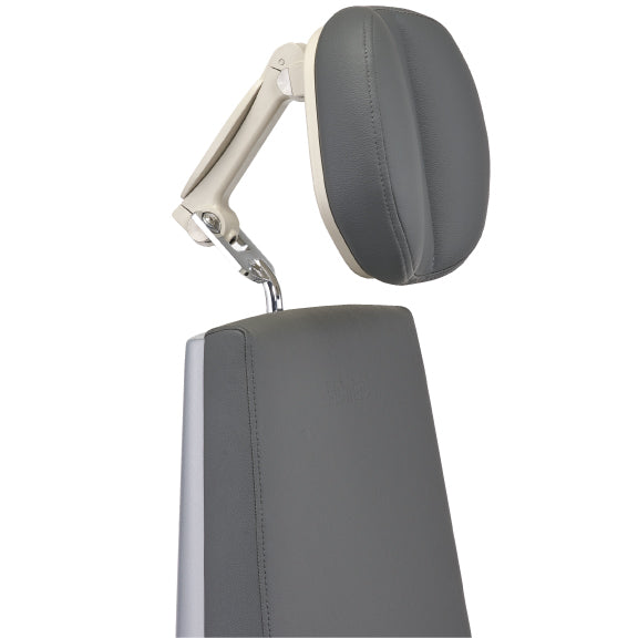 Double Articulating Headrest
