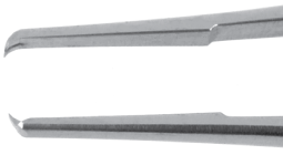 Castroviejo Suture Forceps - 0.5mm Teeth x 1x2 Teeth