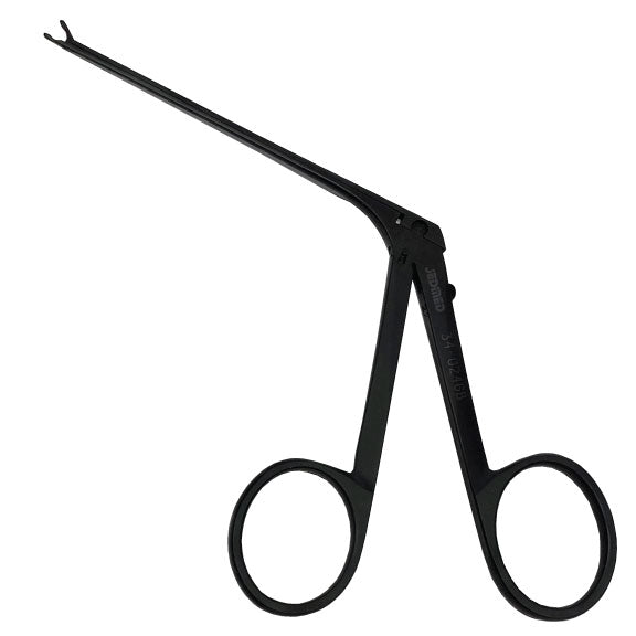 Micro Cup Forceps - Ebonized