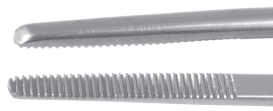 Cushing Bayonet Forceps