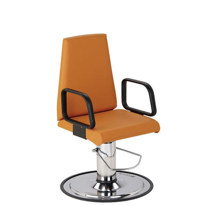 L Chair - Manual Base