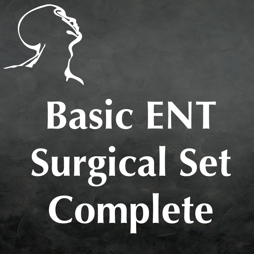 Basic ENT Surgical Set