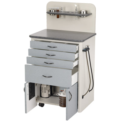 Classic CSC Treatment Cabinet - Deluxe