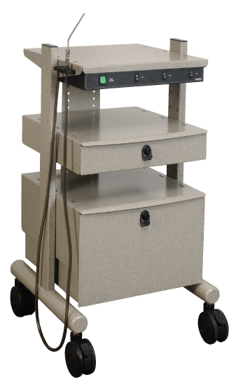 Cerumen Management Cart