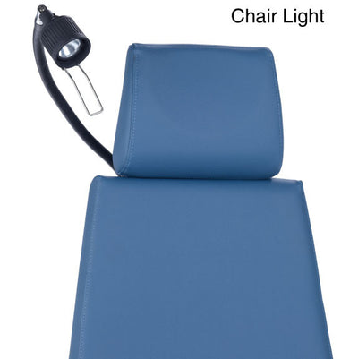 S-II Fully Reclinable Exam Chair - Manual Base