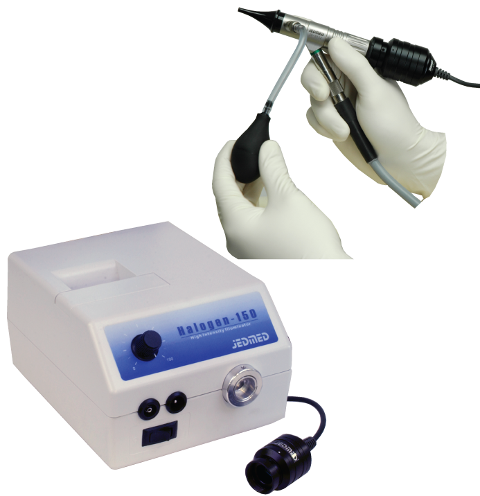 Combo 150 Video Otoscope System